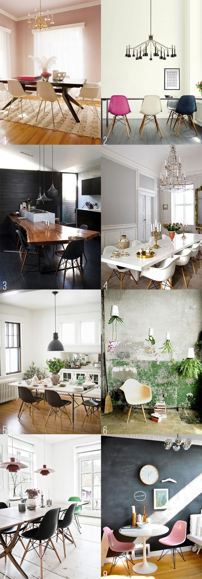 Eames molded plastic chair dining room - Best 25 Eames Dining Ideas On Pinterest Eames Dining Chair Rustic Home Electronics And Scandinavian Home Electronics