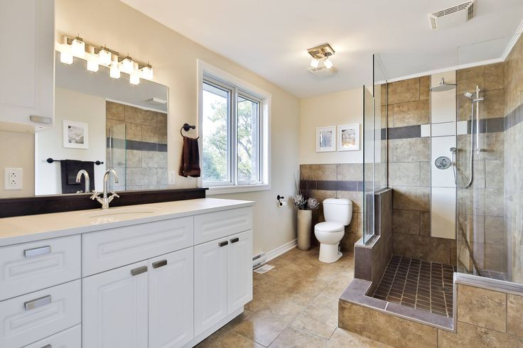 #house #realestate #vimont #laval #basement #bathroom