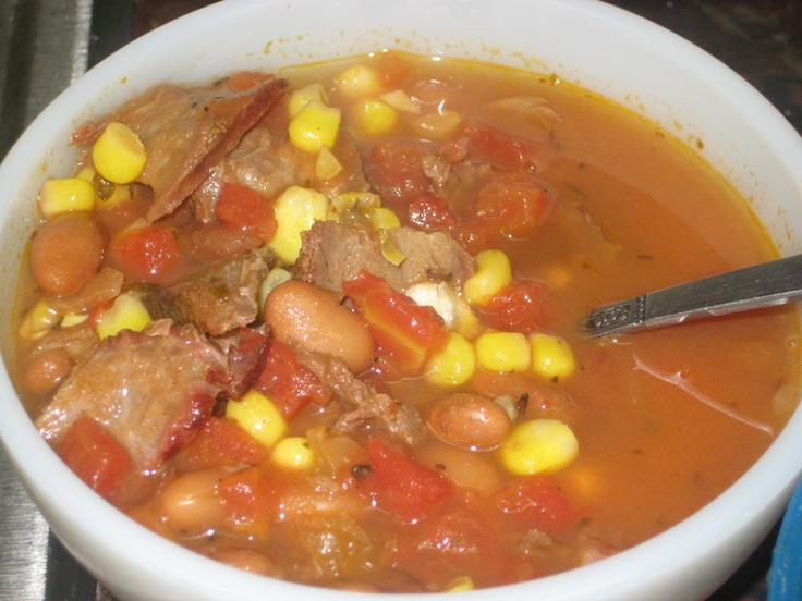 Steak Soup recipe | Food To Try for the Family | Pinterest