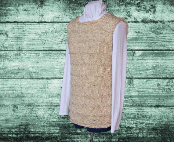 1000+ ideas about Knit Vest Pattern on Pinterest Knit ...