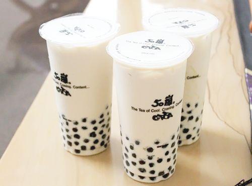 how to make thai milk tea boba