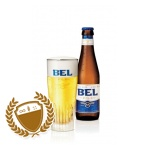 BEL PILS is one of the most traditional of pils beers, mainly on account of the high quality of the hops used, which give the beer a characteristic aroma and taste (Commercial Description).
