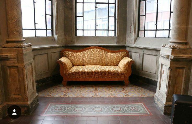 Das Sofa im Schauspielhaus
