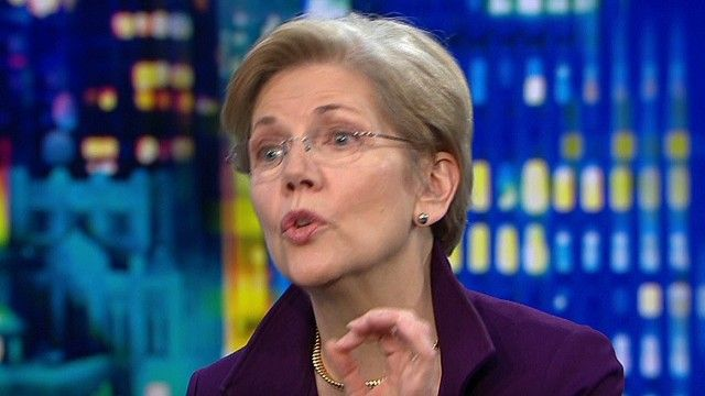 Elizabeth Warren: What happened to the middle class? via CNN (5/1/14)..~Great article, she nailed it...