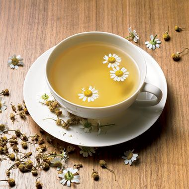 Chamomile Another herb that works as well as lemon balm, chamomile has been used as an herbal remedy for insomnia for thousands of years.