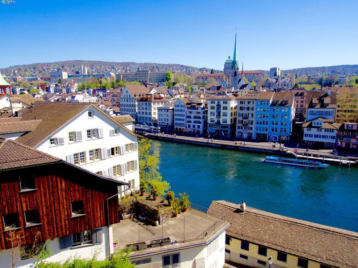48 Hours In Zurich  This gave me some ideas of what I might want to do in our free time while in Zurich. I would love to do the cruise on Lake Zurich!