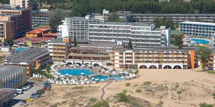 Hotel Nessebar Beach 3* - All Inclusive - Sunny Beach Bulgaria