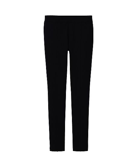 have these in olive, love them. need black! WOMEN PONTE LEGGINGS PANTS