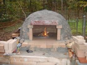 The next backyard project?  Brick oven for pizza or BBQ???
