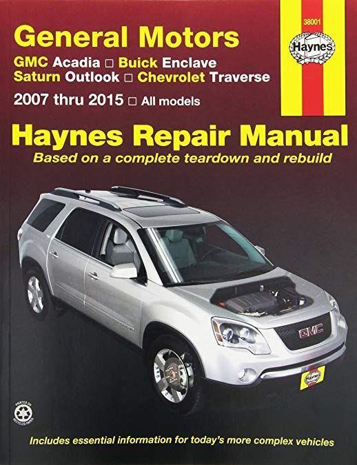 Haynes 38001 Technical Repair Manual Review