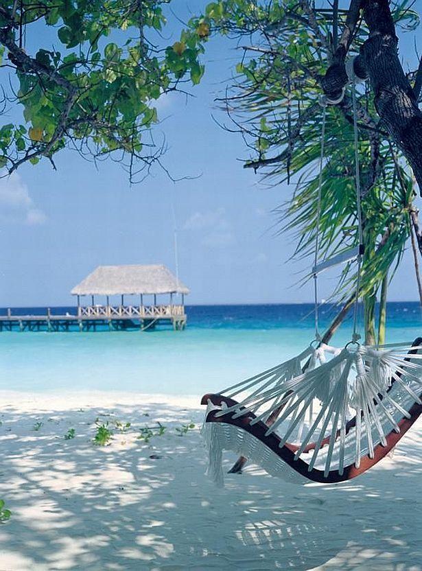 Emmy DE * Cocoa Island Makunufushi, Maldives