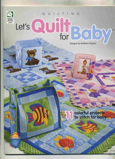 Let´s Quilt for Baby - Joelma Patch - Picasa Web Albums...FREE BOOK!!