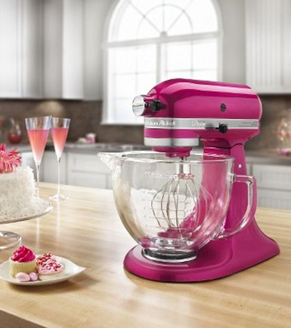 KitchenAid Artisan Design Series 5 Qt Stand Mixer / On sale today: $90 OFF! @Charity Scantlebury Warden http://rstyle.me/n/djtntn2bn
