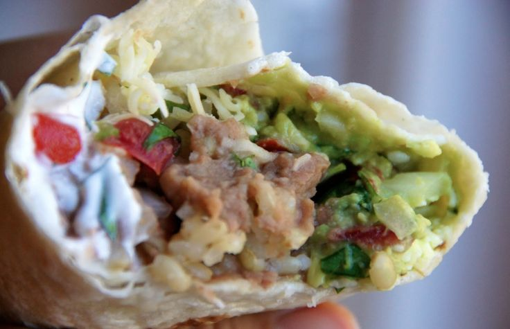 7 LAYER BURRITO Taco Bell Restaurant Copycat Recipe Shell: 1 package of 12 inch burrito shells Filling: 1 can of refried beans ( ...