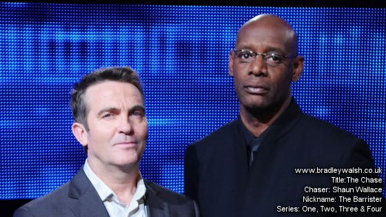 The Chase - Shaun Wallace