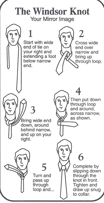 17 best ideas about windsor knot on pinterest