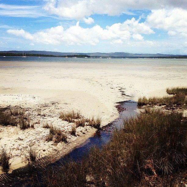 Tin Can Bay in Tin Can Bay, QLD