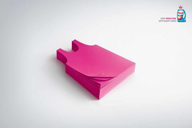 Persil Color Gel: Pink