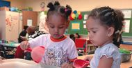 Ontario Ministry of Education information  on full day kindergarten aimed at parents.