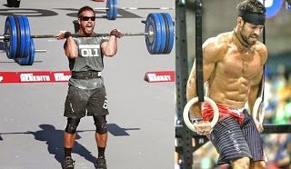 "On a scale form ""1"" to ""Rich Froning"", How fit are you?"