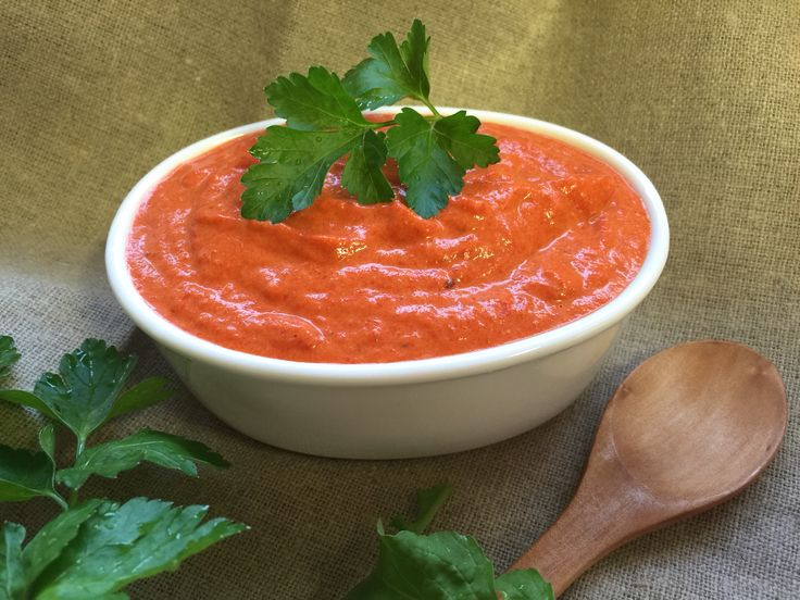 Red Pepper Pate by Ondy basilpeppers.com.au