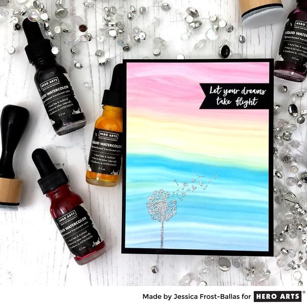 Liquid Watercolors On Yupo Hero Arts Liquid Watercolor Art Blog