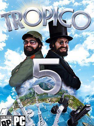 Buy Tropico 5 Steam CD Key At Kseniashop.com