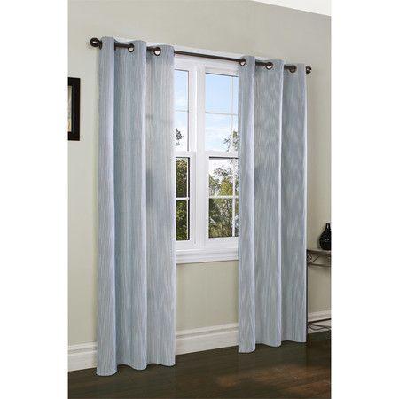 Blue pinstripe curtains Pillowcases & Pillow Shams | Bizrate