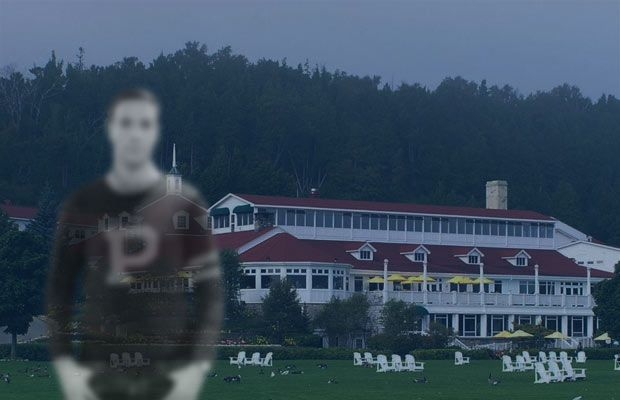 The Ghosts of Mackinac Island: The Haunted History of Michigan's Mysterious Isle