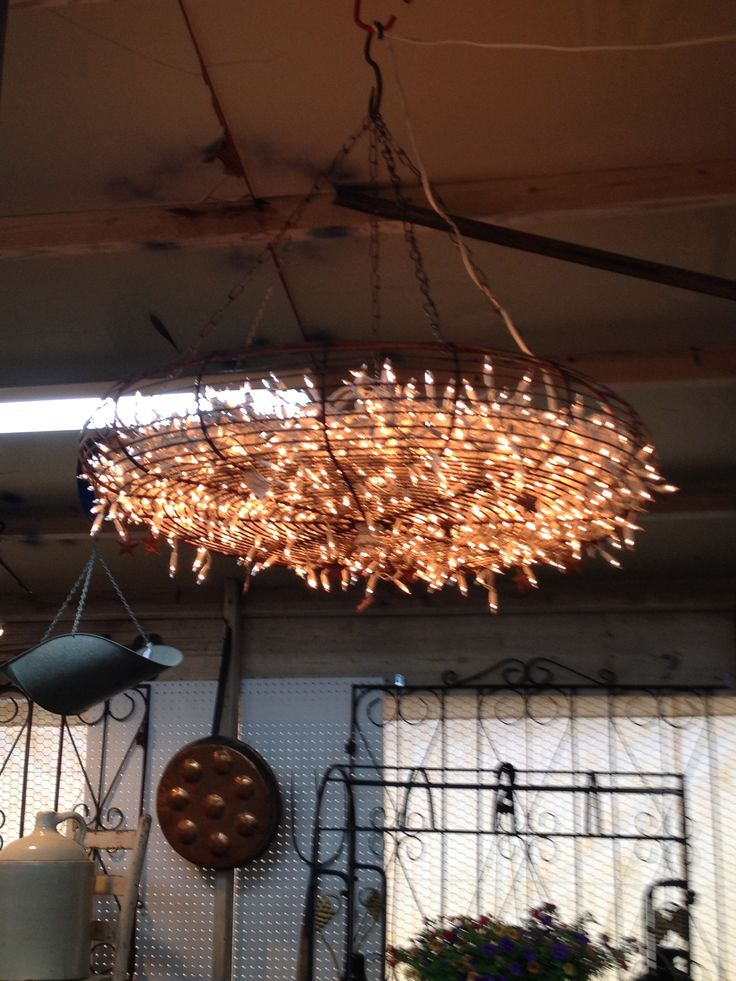 amazing outdoor chandelier crafted from a cast off giant fan cover and tons of white awesome modern landscape lighting design ideas bringing