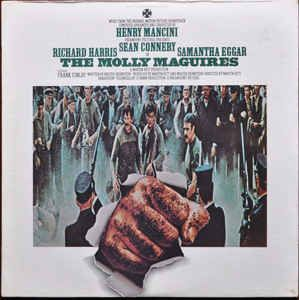 Henry Mancini - The Molly Maguires (Music From The Original Motion Picture Soundtrack): buy LP, Album at Discogs