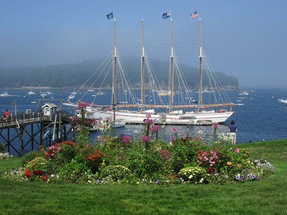 Bar Harbor and Acadia National Park
