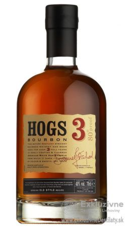 Hogs 3 Kentucky Straight Bourbon 0,7 l 40%