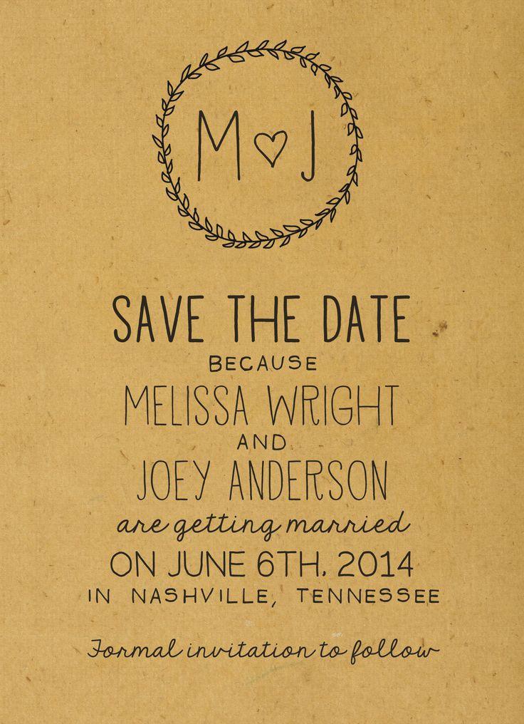 167 best SHABBY CHIC WEDDING INVITATIONS images on Pinterest ...