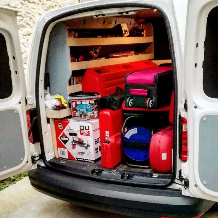 Our French sales van is so tidy Don't you think so?  #TeamRubi . . . #mondaymotivation #van #tools #tile #time2tile #tiling #goodjob #redpower #ceramics #construction #carrelage #building #builder #tradesmen #chantier #carrelette #scie #france #tradesman #industry #igers