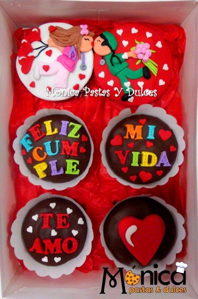 Pediatra y cirujano con detalles unicos en ella - Dulces de san valentin ...