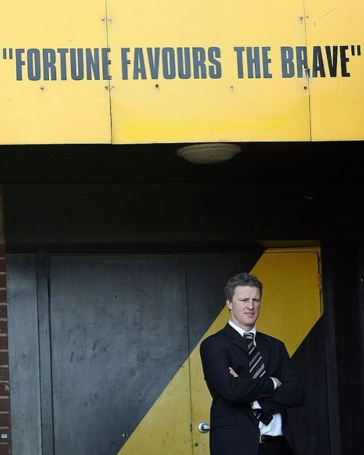 RFC Damien Hardwick approx 2010