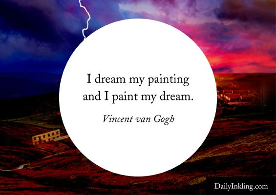 Weekend inspiration quotes – on art#1