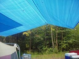 How to Set Up a Tarp Without Tent Poles http://campingtentlover.com/best-camping-tent-review/