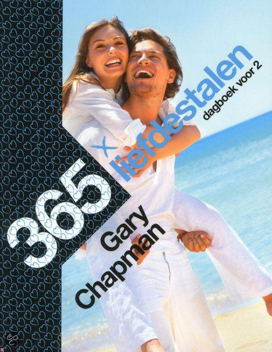 Gary Chapman - 365x Liefdestalen, dagboek voor 2