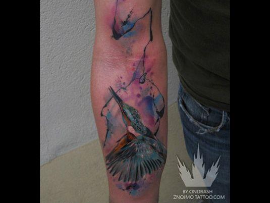 Ondřej Konupčík | Tattoo Design | Creative Bloq | http://www.creativebloq.com/illustration/20-brilliant-tattoo-designs-712379