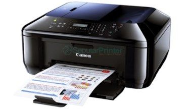 Gambar Printer Canon Pixma E610