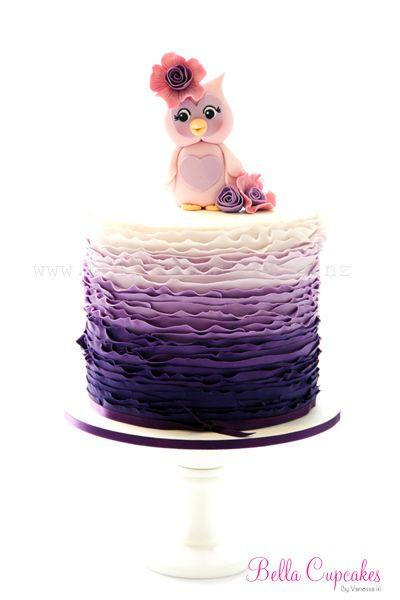 Bella Cupcakes: A Hooting good time!