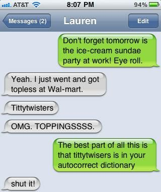 Epic Auto Correct Fails That Will Leave You Laughing So Hard You Will Need Stitches