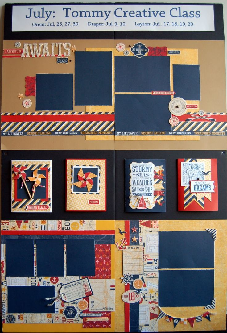 Family scrapbook ideas on pinterest - Are You Going To Taking Photos Of All Of Your Fun Family Activites This Summer
