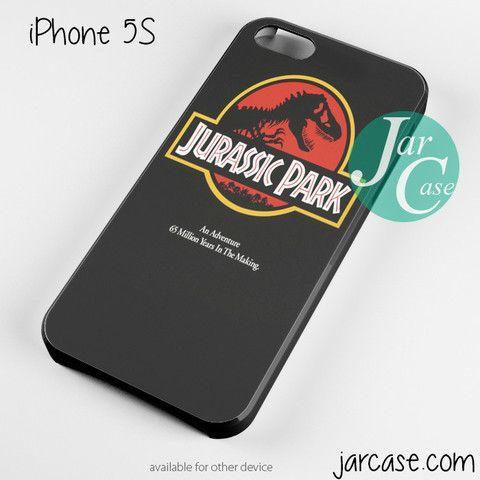coque iphone 5 jurassic park