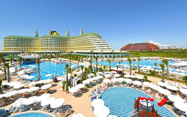 Delphin İmperial Hotel - Aksu-Lara, Antalya Otelleri