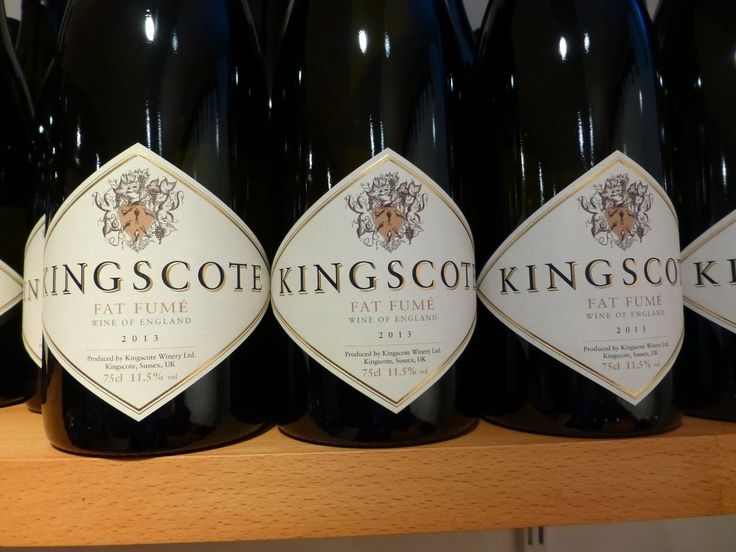 Kingscote Vineyards have 3 new wines on sale - Bacchus, Bacchus Chardonnay and Fat Fume.  Visit the vineyard or pick up stock from Wine Discoveries in Forest Row or Market Square, E Grinstead. www.kingscoteestate.com