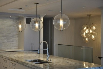 Victoria Ave. Residence #2 - contemporary - kitchen - vancouver - Vivo Fine Art & Design