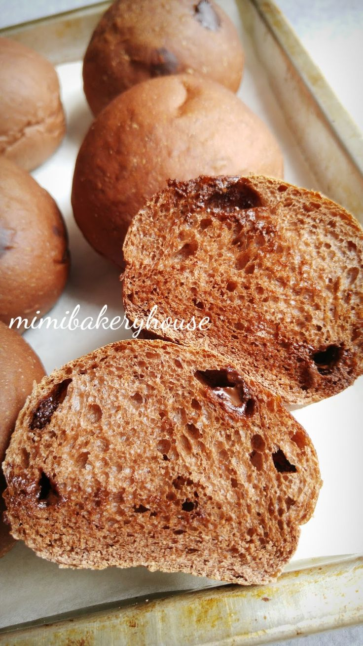 Mimi Bakery House So Squishy Chocolate Chips Buns Oct